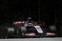 A Haas-Ferrarinál sincs meg a tempó az egyenesekben