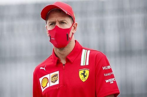 """Vettel over Aston Martin-geruchten: """"Ze zoeken overal iets achter"""""""