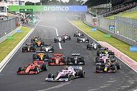 """Formule 1 werkt aan """"standaard kalender"""" voor 2021"""