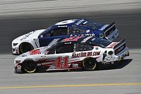 Cole Custer grabs stunning Cup win at Kentucky in wild finish