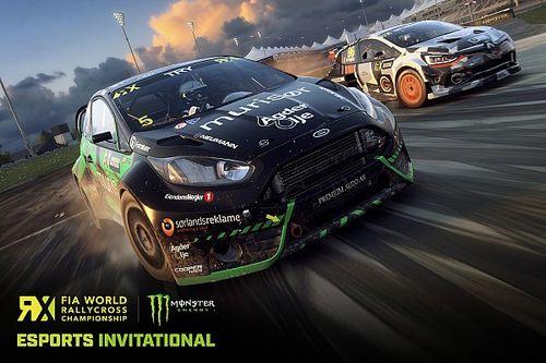 World RX kondigt nieuwe esports-evenementen aan