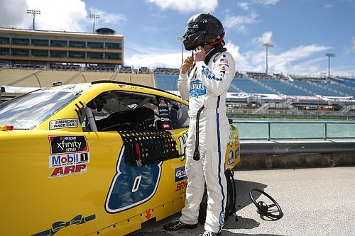 Dale Earnhardt Jr: quizás fue mi última carrera