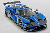 Ford GT Le Mansory, tutta in fibra di carbonio con 710 CV