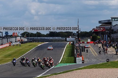 World Superbike cancels UK, Qatar and Dutch rounds