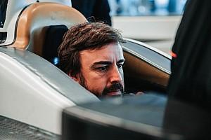 مكلارين تجهّز مقعد ألونسواستعداداً لعودته إلى سباق إندي 500