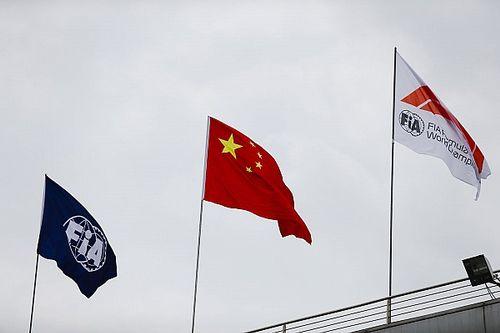 Coronavirus chinois: la FE et la F1 maintenues pour l'instant