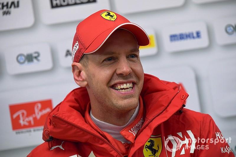 Vettel: İnanılmaz bir gündü ve mükemmele yakındı!