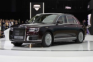Російським автомобілям Aurus можуть заборонити реєстрацію в Європі