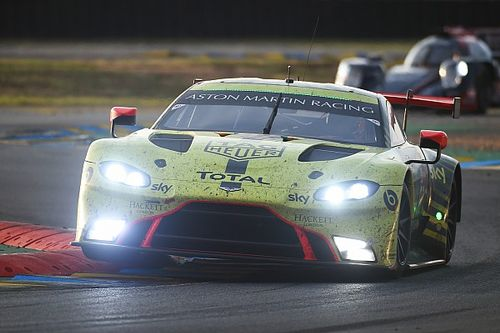 "Lynn proud of Aston's ""vast improvement"" after GTE triumph"