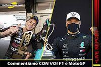 REPORT LIVE: Commentiamo CON VOI F1 e MotoGP