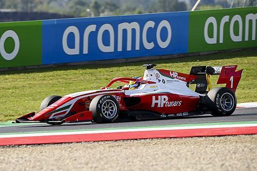 F3ムジェロ:レース2はローソンが独走。7位に入ったピアストリがチャンピオンを獲得