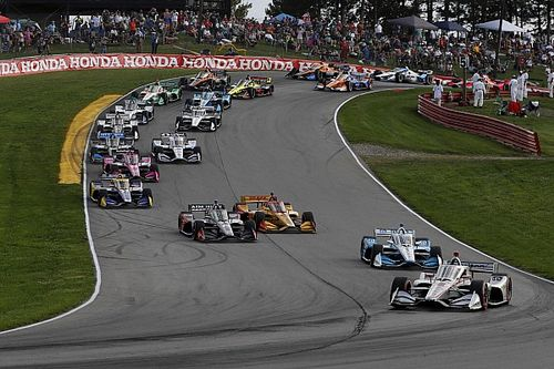IndyCar reduces road course events to two days