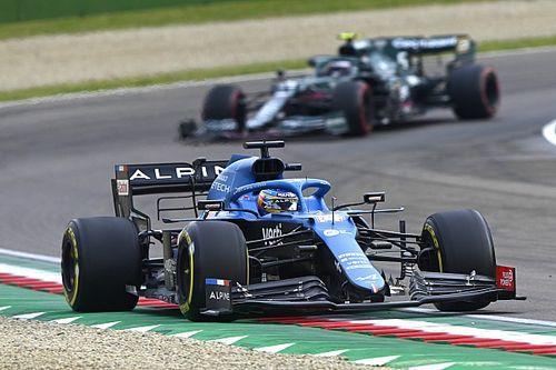 "Alonso ne se cherche pas une ""excuse"" après Imola"