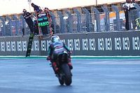 """Quartararo: """"Tengo claro qué le diré a Yamaha que puede mejorar"""""""