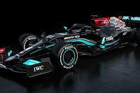 卫冕冠军梅赛德斯携W12亮相