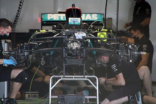 Mercedes: ecco perché il DAS non è stato usato in gara