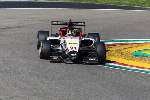 Eduardo Barrichello destaca evolução no segundo dia de testes em Ímola