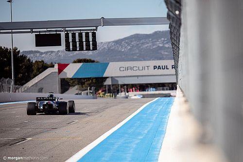 El circuito de Paul Ricard se moderniza pensando en la F1 2022