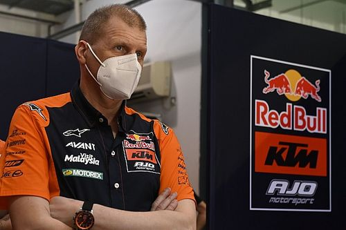 Red Bull KTM dan Aki Ajo Lanjutkan Kolaborasi hingga 2026