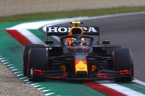 Sergio Pérez se queda a 0s035 de la pole position en Imola