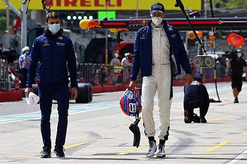 Russell: A Williams a leggyorsabb autó az egyenesekben