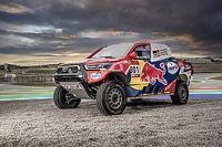 Dakar 2021: Toyota presenta i 4 equipaggi e la nuova Hilux 4X4