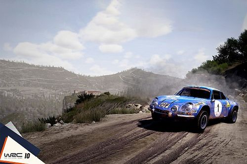 Primeros detalles del nuevo videojuego del Mundial de Rallies: WRC 10