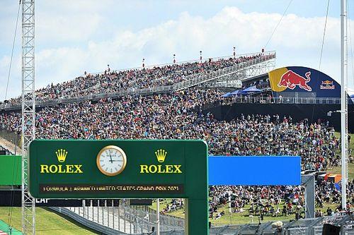 Volledige uitslag: Kwalificatie F1 Grand Prix van Verenigde Staten