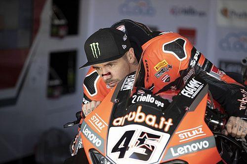 """Redding: """"Valoré volver a MotoGP pero me dijeron que ya soy viejo"""""""