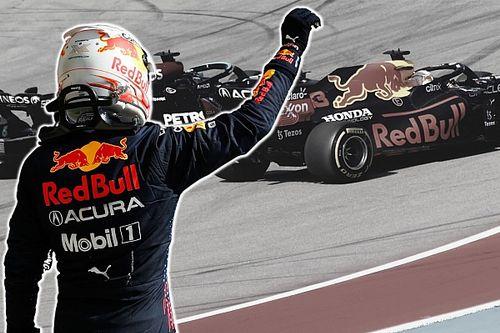 Dit schreven internationale media over Verstappen en Hamilton in Austin
