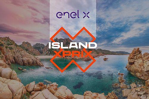 Extreme E: l'Enel X Island X Prix si corre a Capo Teulada