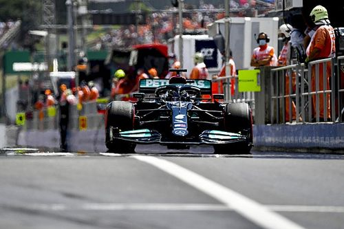 """Red Bull: No major issue with Hamilton F1 """"gamesmanship"""" in Q3"""