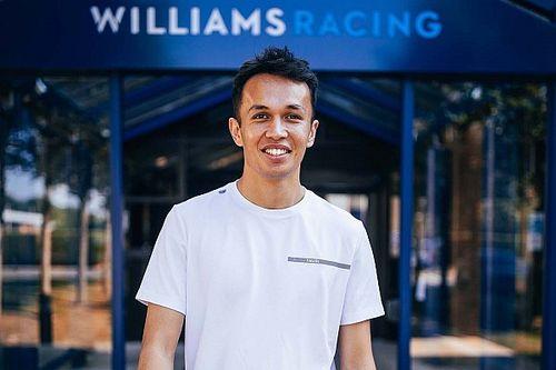 Williams signs Alex Albon for Formula 1 return in 2022