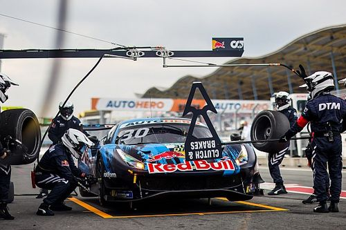 DTM pitstop rules to remain unchanged in 2021 after calls for BoP