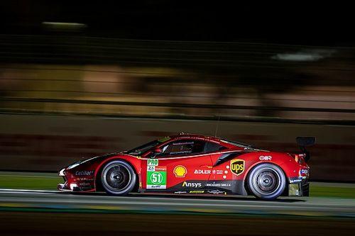 "Ferrari ""surprised"" by timing of Le Mans BoP change"