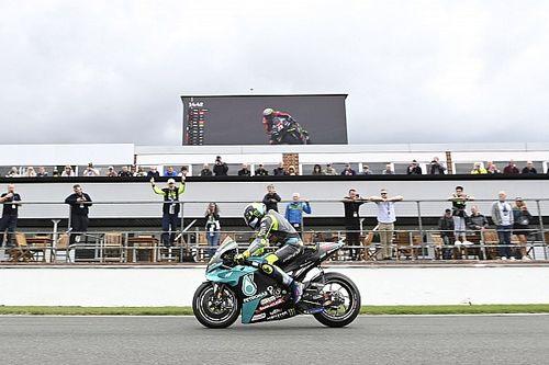 Yamaha, isim değiştiren RNF takımı ile 2022 MotoGP anlaşmasına vardı