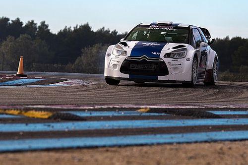 Bottas wins Paul Ricard-based rally