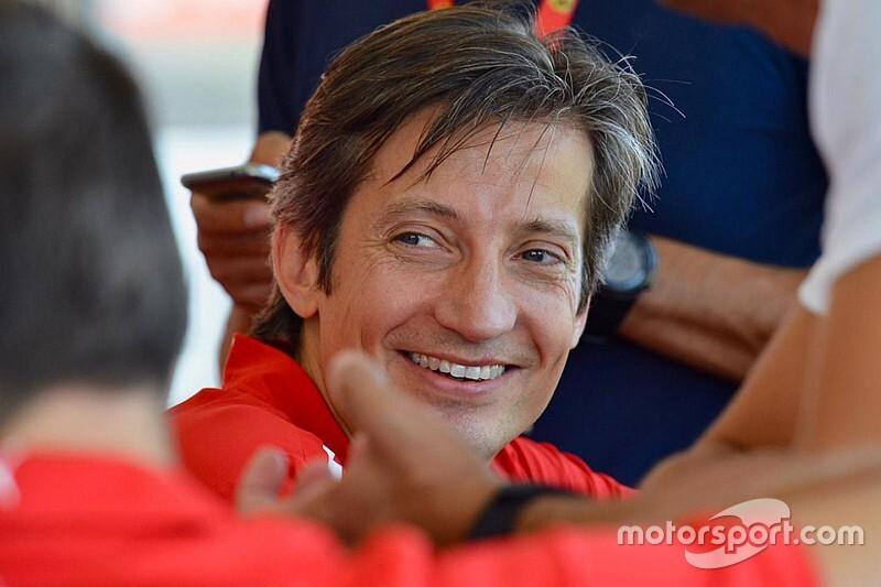 Ex-Ferrari, Rivola assume cargo de chefia na Aprilia