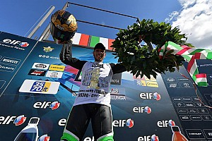 Manuel Bastianelli si laurea campione italiano della Supersport 300 a Vallelunga