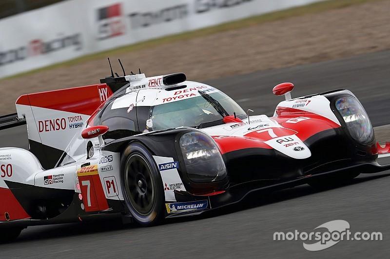 WEC, Fuji: le due Toyota comandano il gruppo a metà gara
