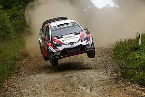 WRC Australië: Tanak aan de leiding, Ogier in controle