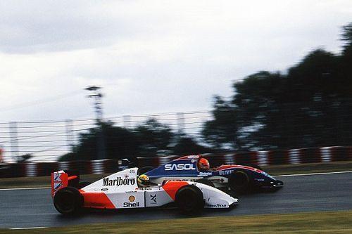 Barrichello recuerda el día que Senna golpeó a Irvine
