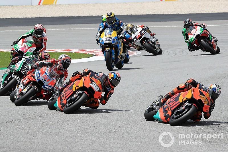 У KTM на Сепанзі знову виникли технічні проблеми