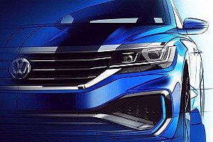 Volkswagen представить новий Passat у Детройті