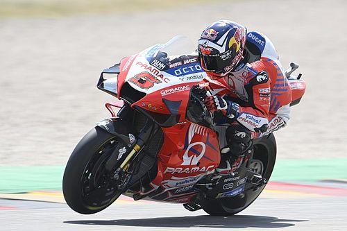 Fotogallery MotoGP: Zarco nuovo padrone del Sachsenring