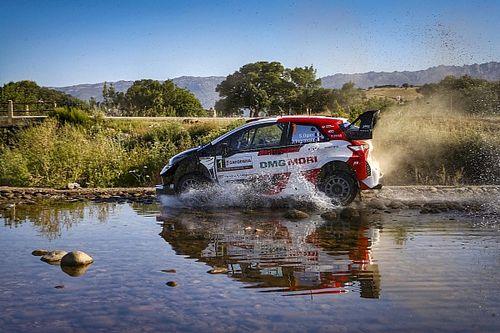 Así queda la general del WRC 2021 tras el Rally de Italia-Cerdeña