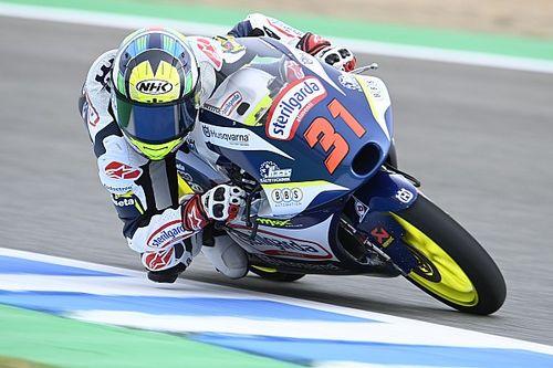 Hasil FP3 Moto3 Prancis: Fernandez Menusuk di Akhir, Andi Gilang Jatuh Lagi