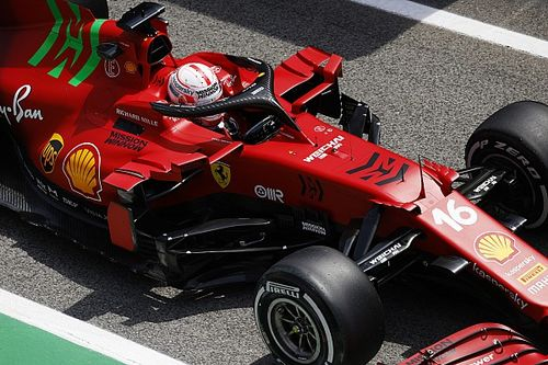 Leclerc: Ferrari Ingin Tempel Mercedes dan Red Bull Racing
