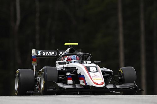 Hungary F3: Smolyar tops practice ahead of Hauger