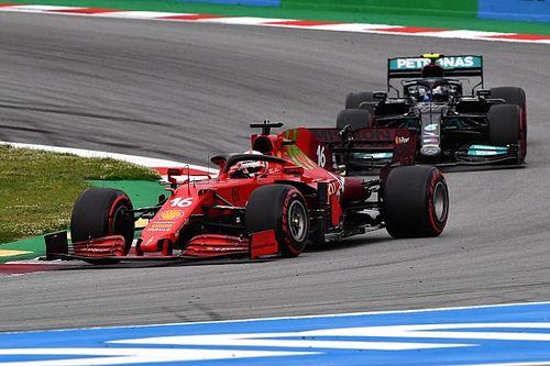 Leclerc: hicimos carrera perfecta en España y seguimos progresando